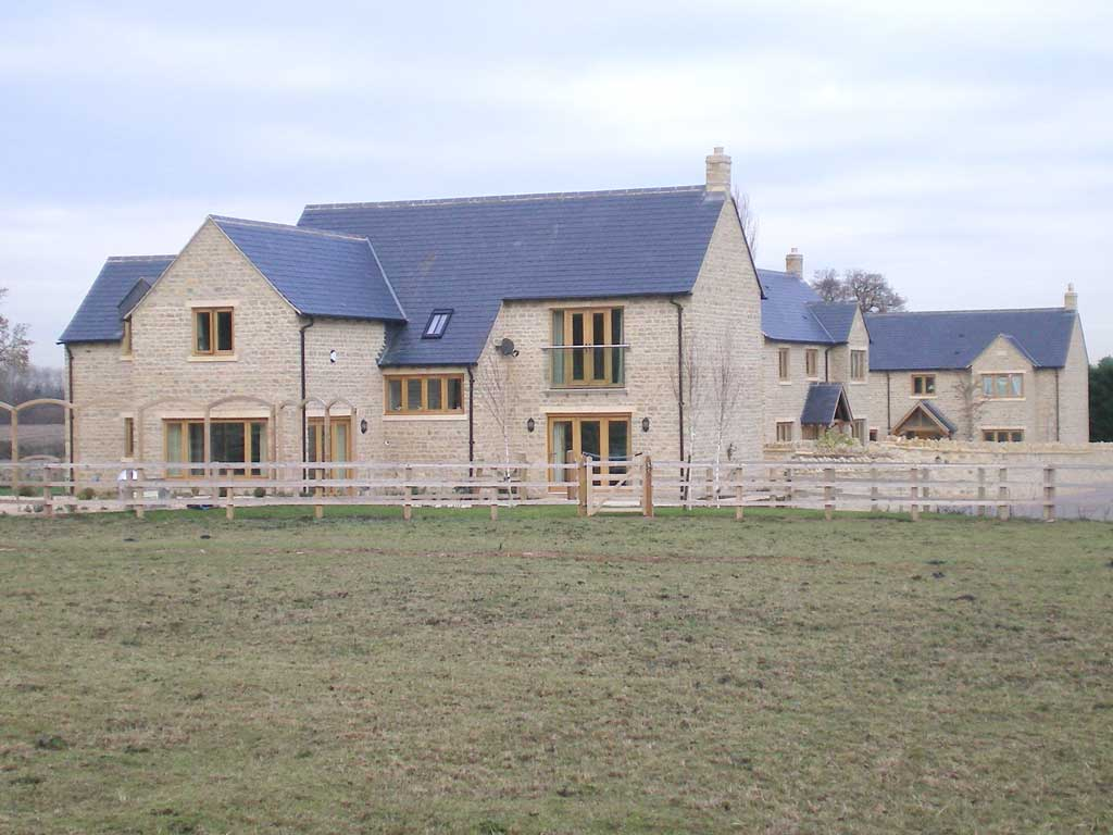 Hall Farm Paddocks Stone-Built Houses