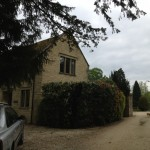 Shipton-Under-Wychwood: Individual stone built detached house